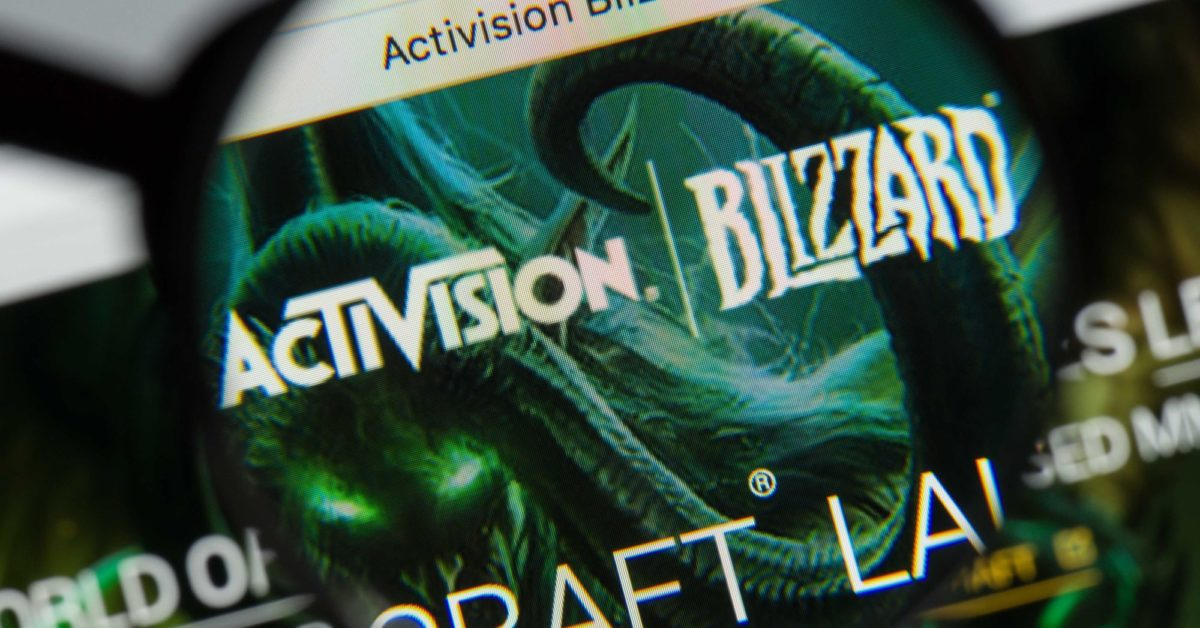Activision Blizzard Employees File NLRB Lawsuit Against The Company