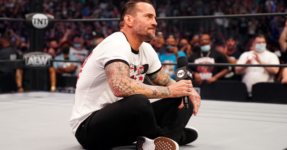 CM Punk Says He Never Hated Professional Wrestling After Leaving WWE - Bleeding Cool News