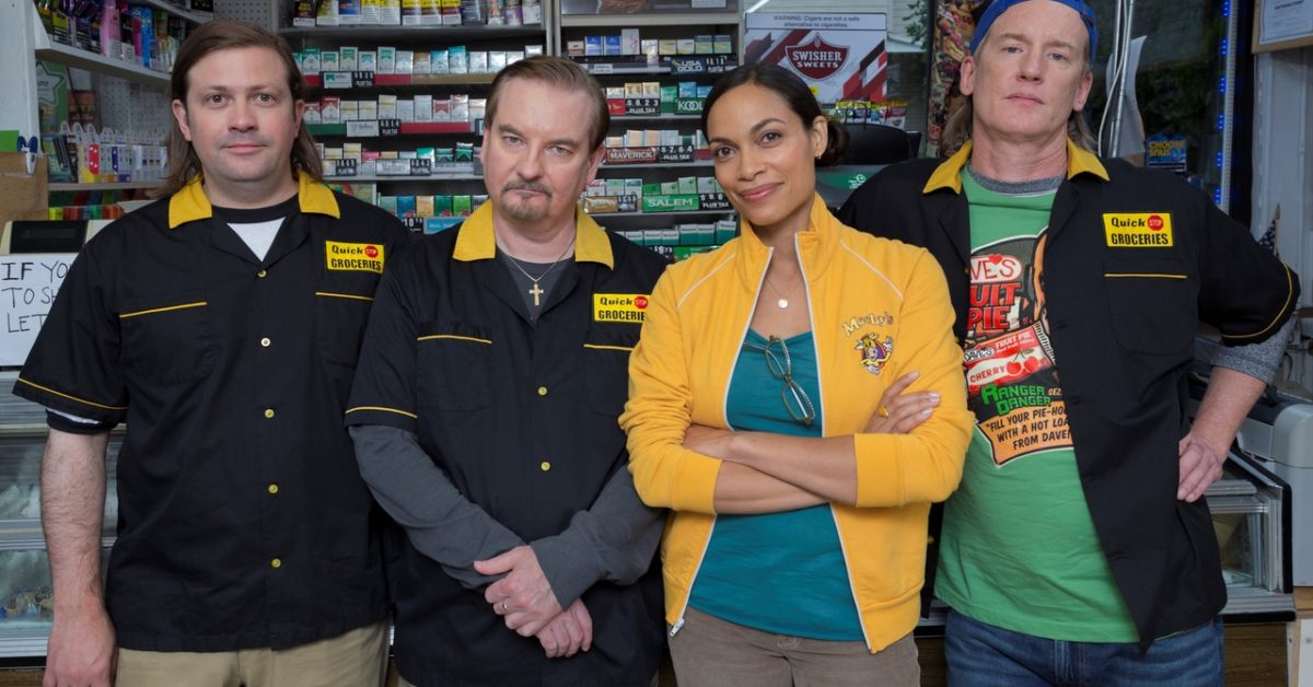 Clerks III: Lionsgate Releases First Look at Kevin Smith Sequel - Bleeding Cool News