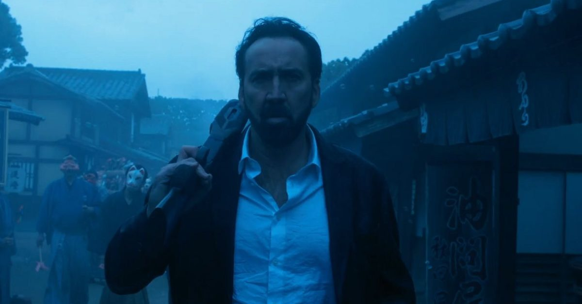 Full Trailer For Nicolas Cage Film Prisoners Of The Ghostland Is Here - Bleeding Cool News