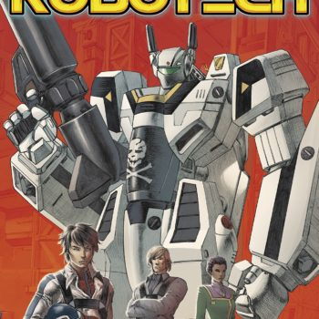 Robotech #19: Dolza Destroys Los Angeles! (REVIEW)