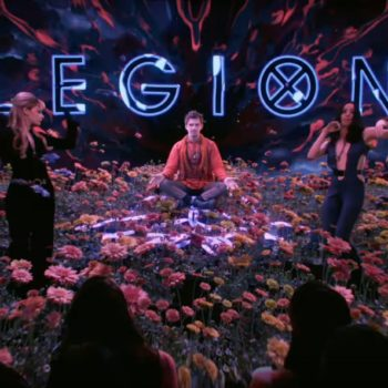 """It's Always Blue"" in New  'Legion' 3rd and Final Season Teaser"