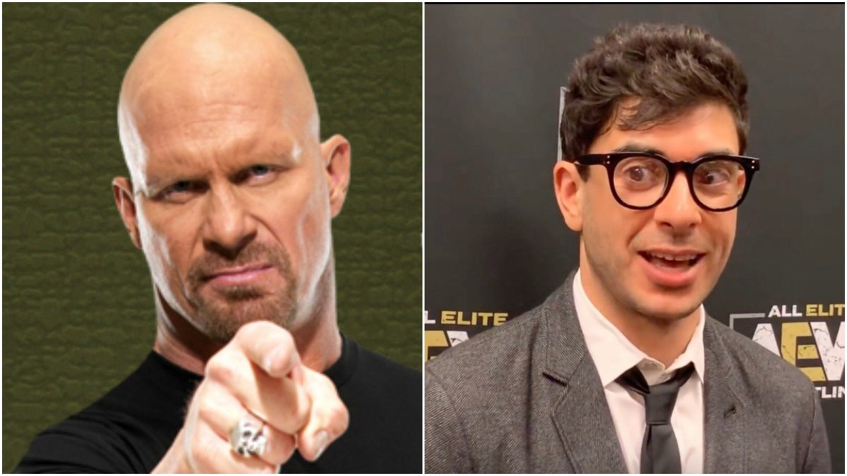 """The Steve Austin Show"": Austin 6:18 Said He Just Interviewed AEW's Tony Khan"