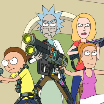 """""""Rick and Morty"""" Season 4: Dan Harmon, Justin Roiland Weigh In On """"Game of Thrones"""" Finale"""