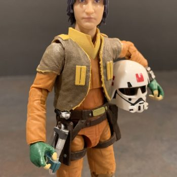 Star Wars Black Series Rebels Team is Almost Complete, Ezra Now Out