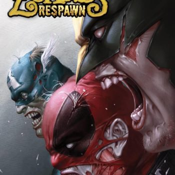 Marvel Zombies Respawn in October, from Phillip Kennedy Johnson and Leonard Kirk