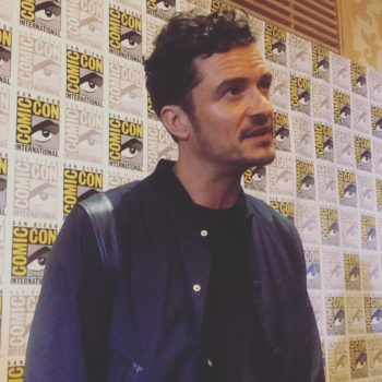 "A New Bloom: Orlando Bloom Discusses His New Role in Amazon's ""Carnival Row"""