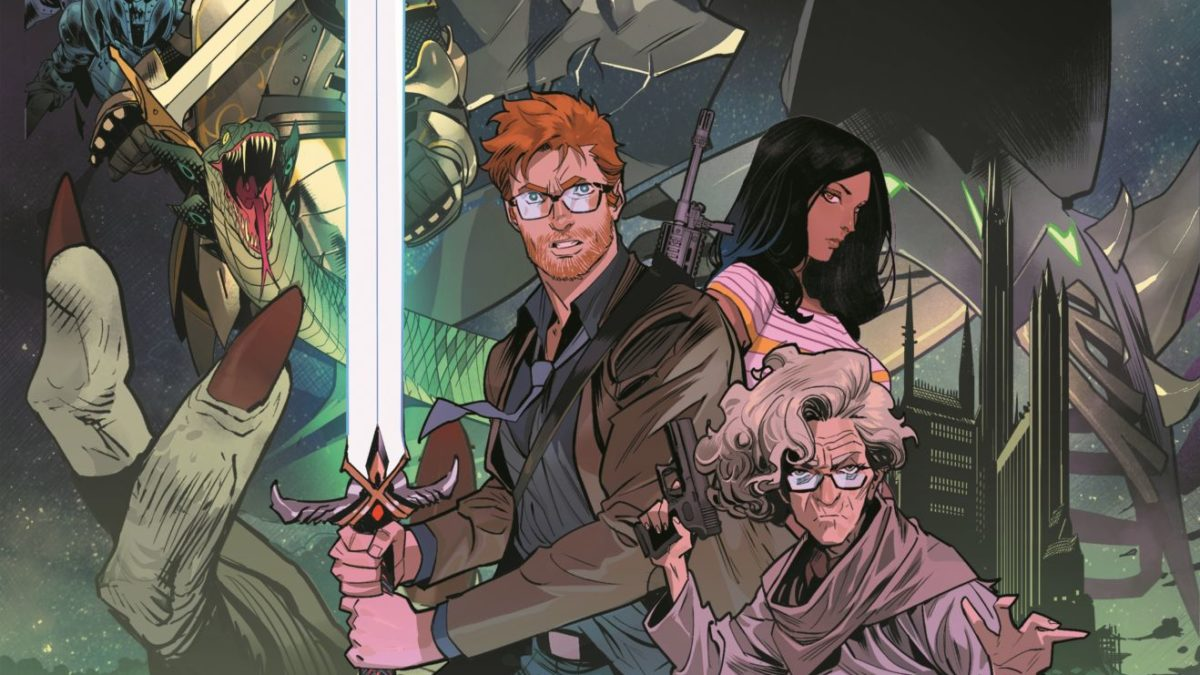 Kieron Gillen and Dan Mora's Once & Future #1 Sells Out Again Before First Printing Published, Third Printing to Come?