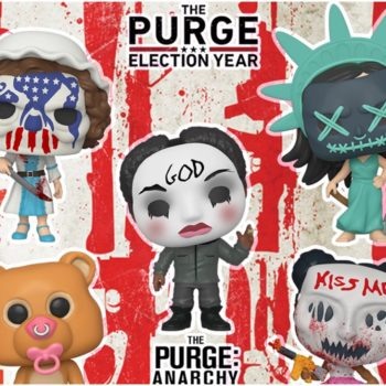 "New ""The Purge"" Funko Pops! Will Send Chills Down Your Spine"