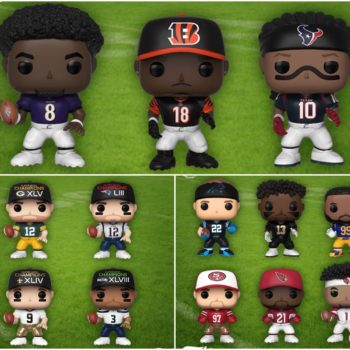 Funko Announces More NFL Pops That Are Ready for Kickoff!
