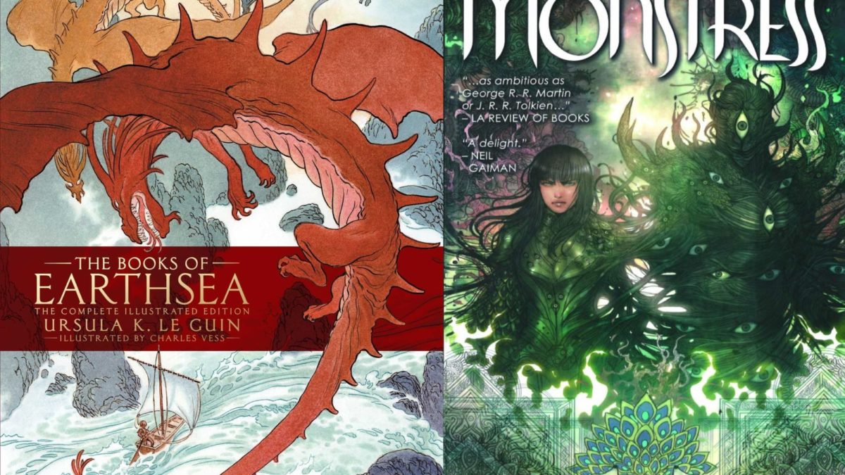 Monstress, Charles Vess, Into The Spider-Verse Win Hugo Awards 2019