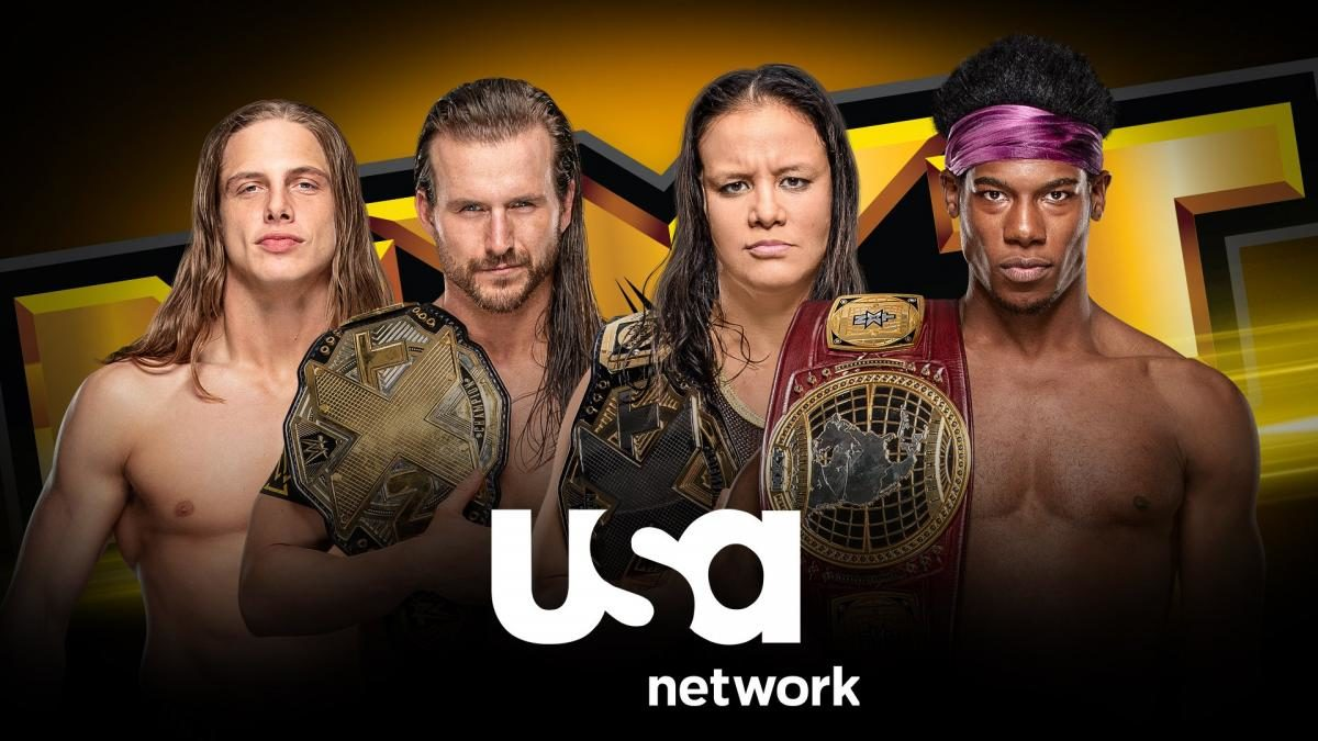 """WWE NXT"" Moving to USA Network This September - Has Nothing to Do With AEW. Honest."