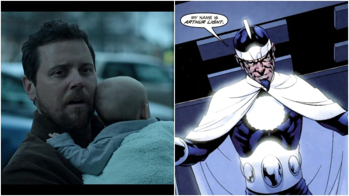 """Titans"" Season 2: DC Universe Confirms Michael Mosley (""Ozark"") as Dr. Light"