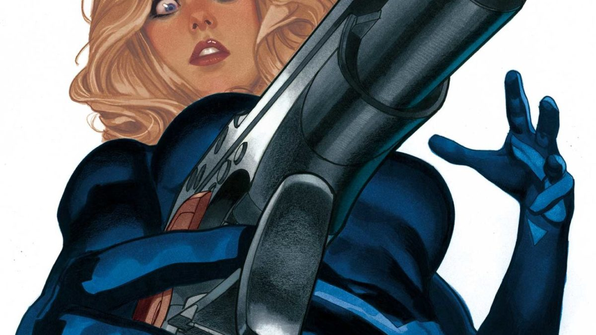 Will Invisible Woman #5 Give Us the Snyder Cut of Sue Richards?
