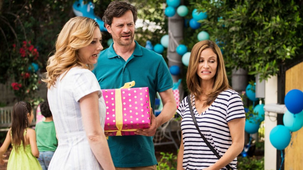 """I'm Sorry"": truTV's Andrea Savage-Starrer Had Me at ""Huge Vagina"" [BC TV MOMENT]"