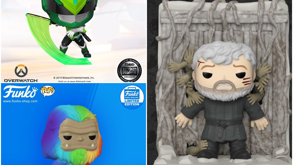 Funko Weekly Round Up – Exclusives, Game of Thrones and More