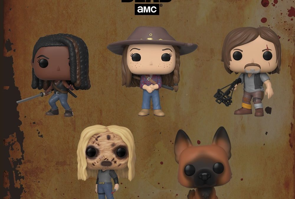 """The Walking Dead"" Rises Again with New Wave of Funko Pops"