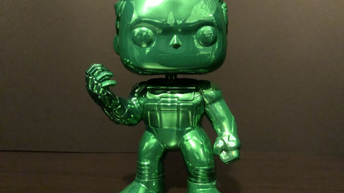 Hulk Becomes the Time Stone in Walmart Exclusive Funko [Review]