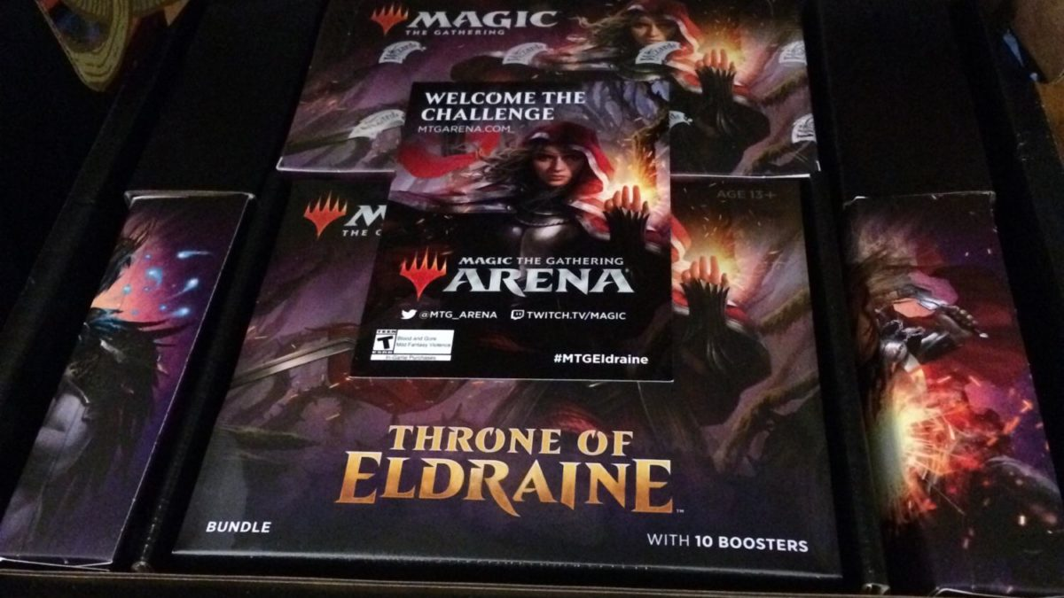 """Throne of Eldraine"" Product Review, Part 3 - ""Magic: The Gathering"""