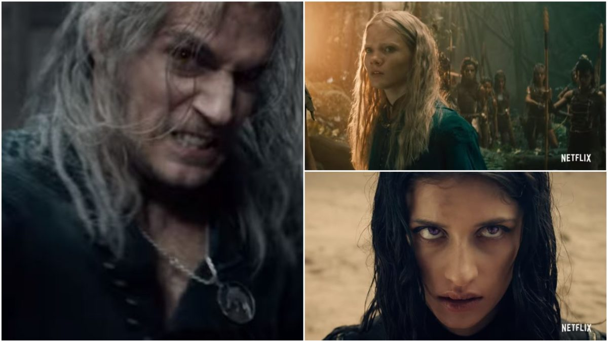 """The Witcher"": Netflix Italia Posts Mini-Teaser for Epic Fantasy Series Adapt"
