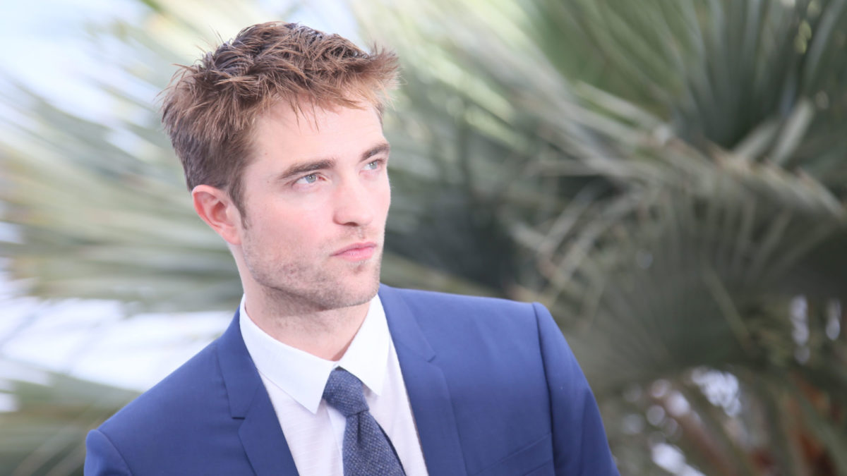Robert Pattinson Says He Still Can't Believe He's Batman