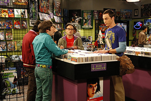 Big Bang Theory Gets The Biggest Renewal In TV History As CBS Book It In For Three More Years
