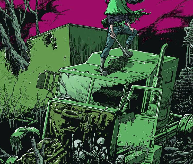 'My Dog. My Truck. In That Order.' - Preview Ghost Fleet #6 From Dark Horse