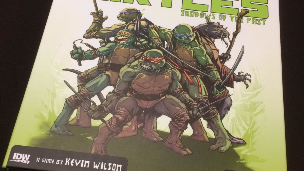 Flipping Through Mutated Battle Pages Of 'Teenage Mutant Ninja Turtles: Shadows of the Past'