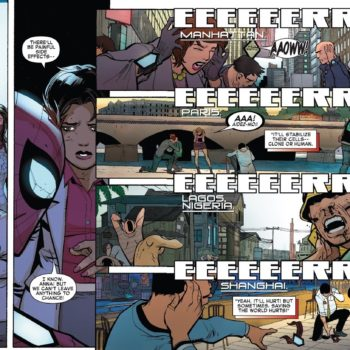 Amazing Spider-Man #31 Teaches Us Why We Shouldn't Store Everything On Google Drive (SPOILERS)