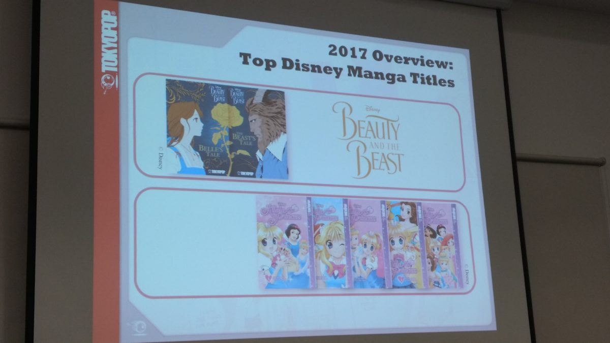 Tokyopop: Getting Disney Manga Into The UK By Fair Means Or Foul