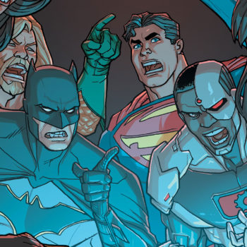 Justice League #37 Review: What Does it Mean to be the Fan?