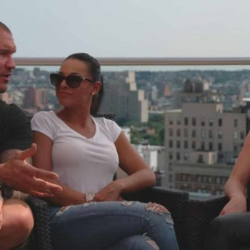 Randy Orton's Wife is Not Happy that Randy Orton is Not on WWE Raw 25