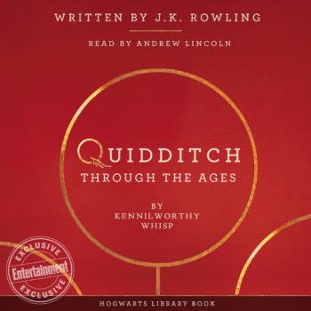 'Quidditch' Audiobook Taps Walking Dead's Andrew Lincoln to Narrate