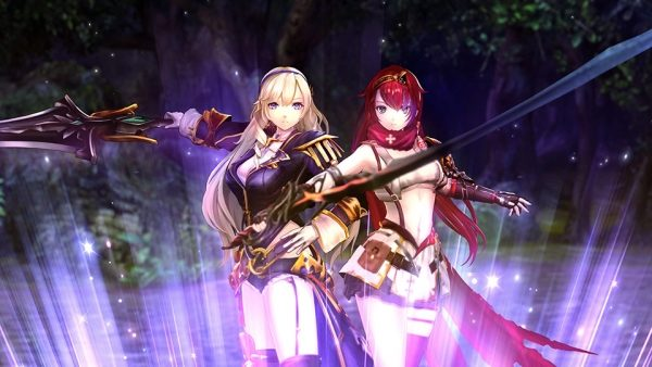 Fanservice, Queerbaiting, and Misogyny - a Review of Nights of Azure 2: Bride of the New Moon