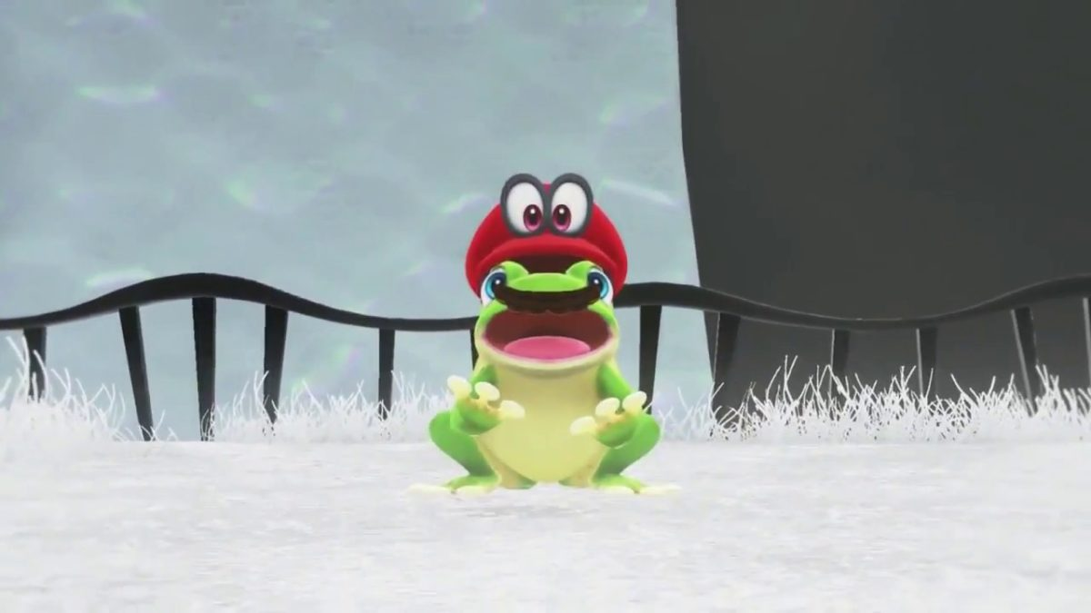 Nintendo Patches Super Mario Odyssey's Biggest Glitch Cheat