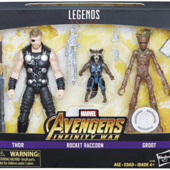 Even More MCU Marvel Legends on the Way as Collectors Scramble to Keep Up