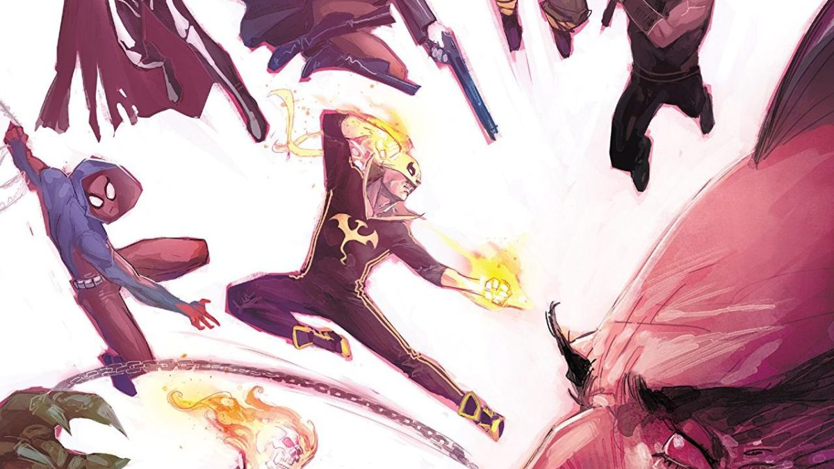 Doctor Strange Damnation #2 Review: More Good Stuff to Balance Out the Problems