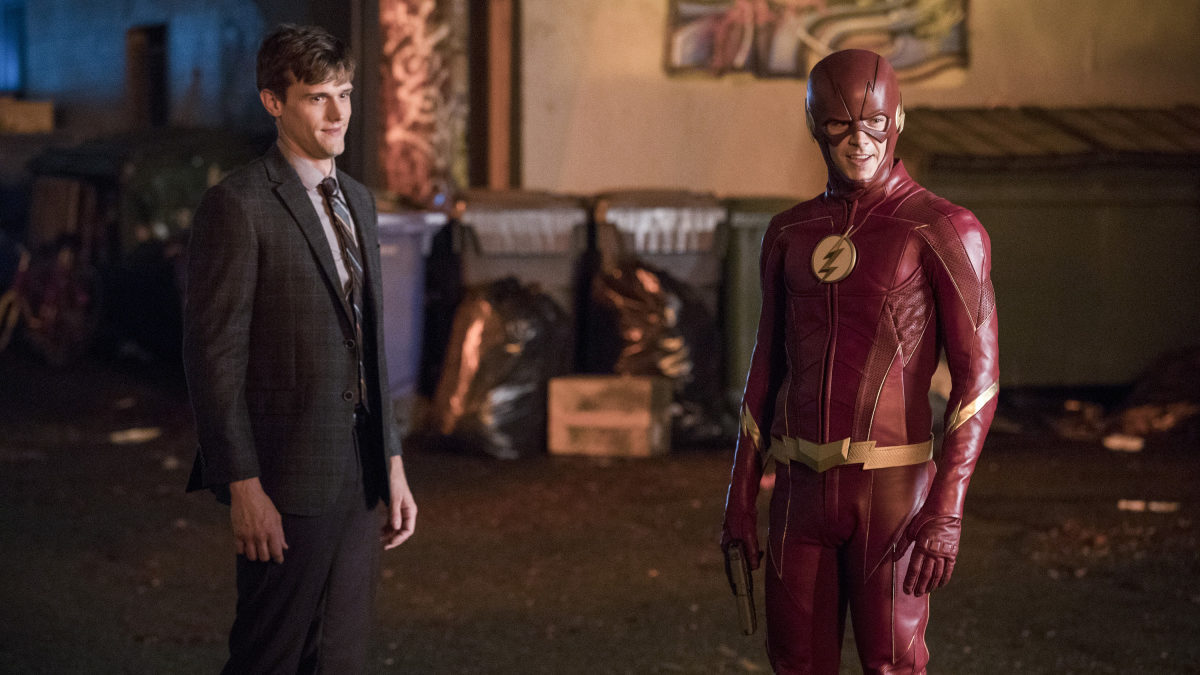 The Flash Season 4: Why the Best Episode was 'Elongated Journey Into Night'