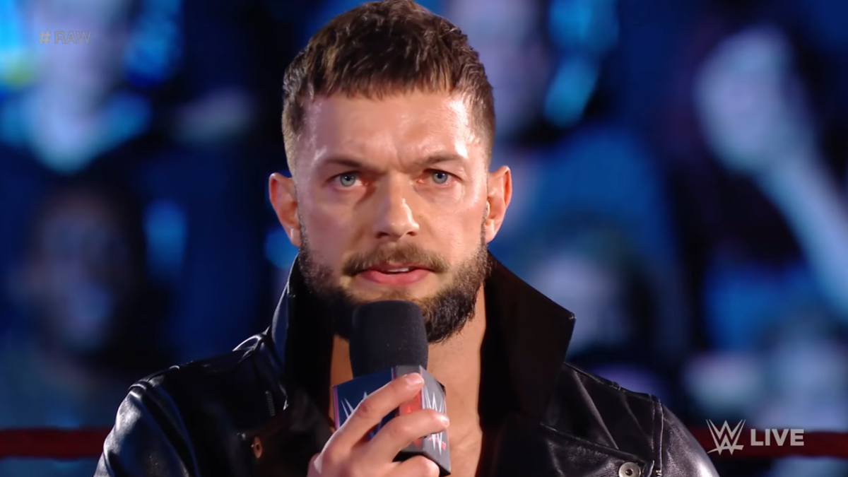 Finn Balor Has a Thing for Single-Word Tweets