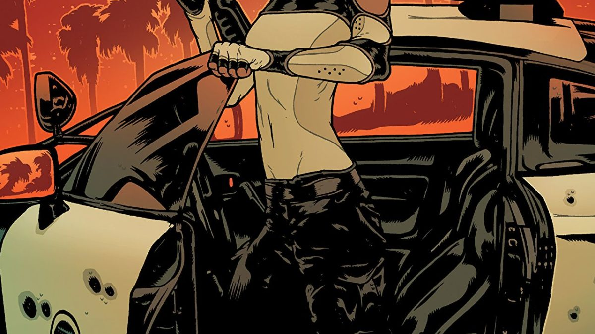 Aphrodite V #1 Review: What Level of Irony Are We On?