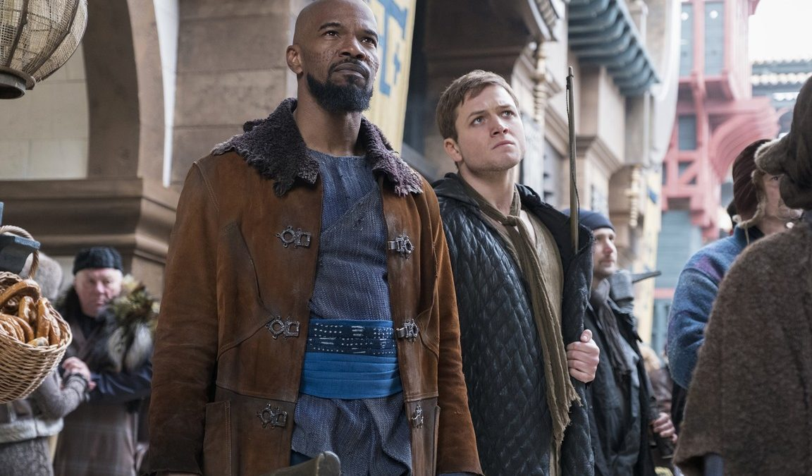 Robin Hood Review: It's for Those Who Found King Arthur too Historically Accurate